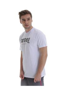 Camiseta Fatal Estampada 22125 - Masculina - Branco
