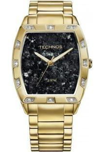 R  549,90. Zattini Relógio Dourado Feminino Unissex Technos Inox Vidro  Manual St. Unissex-Dourado - Elegance Moritz 5e7205c0c7