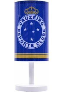 Luminária Abajur Cruzeiro - Unissex