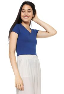Camiseta Malwee Lisa Azul