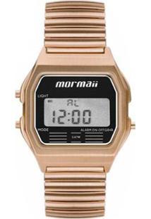 Relógio Mormaii Feminino Retro Rose Mojh02Ax/4J - Feminino