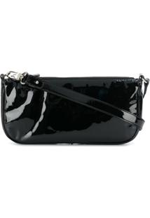 By Far Patent Leather Shoulder Bag - Preto