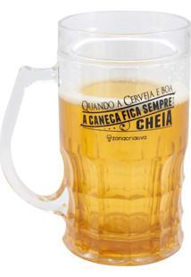 Caneca De Chopp Cerveja Boa - Zona Criativa
