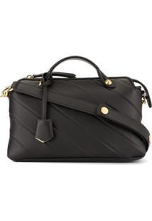Fendi Medium By The Way Shoulder Bag - Preto