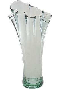 Vaso Bianco E Nero 60X30Cm Transparente
