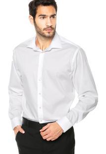 Camisa Calvin Klein Jeans Regular Branca