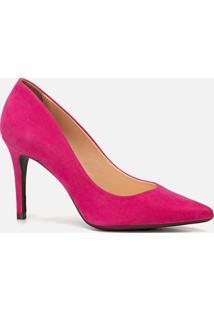 Scarpin Feminino Milano Pink 10646
