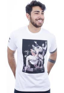 Camiseta Hardivision Faith Manga Curta - Masculino