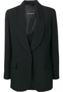 Ermanno Scervino Blazer Clássico - Preto