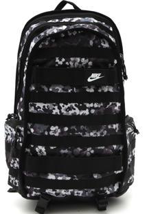 Mochila Nike Sportswear Rpm - Nsw Fa19 Aop Preta