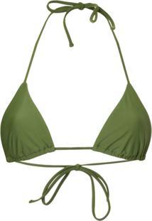 Matteau Sutiã De Biquíni 'The String' - Verde