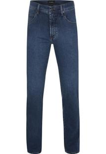 Calça Jeans Malha Blue Exclusive