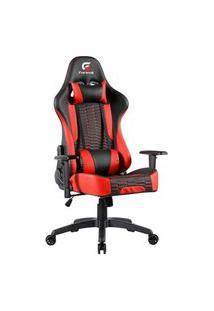 Cadeira Gamer Fortrek Cruiser Black/Red - 70515