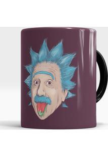 Caneca Rick Einstein