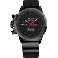 e1f563eca5d Relógio Weide Anadigi Wh-3305 - Masculino