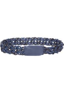 Cinto Feminino Lara - Azul