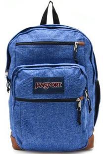 Mochila Jansport Cool Student - Masculino-Azul