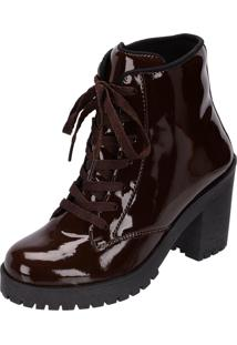Bota Oxford Cr Shoes Coffe