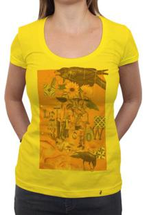Let It Grow - Camiseta Clássica Feminina