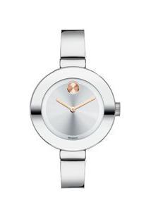 Relógio Movado Feminino Aço - 3600194