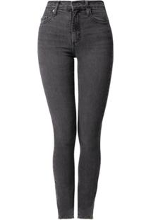 Nobody Denim Calça Jeans Skinny Cult - Cinza
