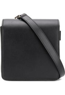 Osoi Square Cross-Body Bag - Preto