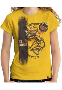Camiseta Kill Bowser