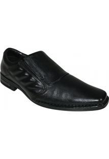 Sapato Ferracini Florença - Masculino-Preto