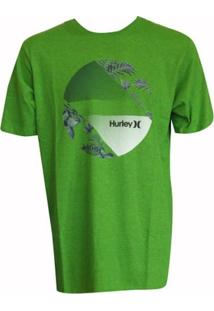 Camiseta Hurley Silk Side Wall - Masculino