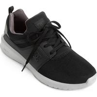 Tênis Dc Shoes Heathrow Masculino - Masculino-Preto+Cinza 7a52ccc3c1c70