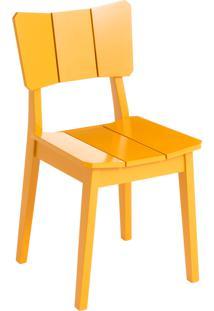 Cadeira Uma - Laranja