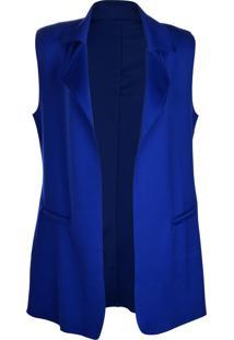 Colete Outletdri Maxi Neoprene Azul