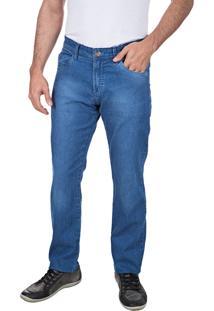 Calça Colombo Jeans Azul Upper