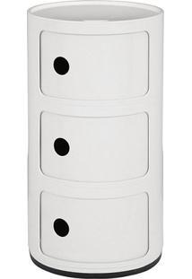 Módulo Castelli 3 Andares - Branco