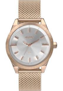 Relógio Feminino Euro Eu2035Ysc/4B Analógico 5Atm