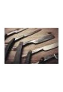 Painel Adesivo De Parede - Barbearia - 623Pnm