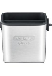 Lixeira Tramontina By Breville Para Pó De Café Em Aço Inox 0,5 L