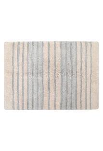 Tapete De Banheiro Soft Stripes 50 Cm X 70 Cm - Home Style