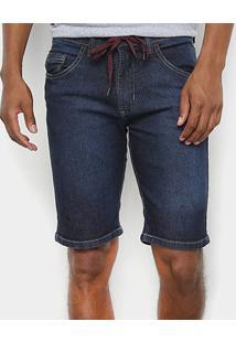 Bermuda Jeans Hd Ly - Masculina - Masculino