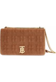Burberry Medium Lola Shoulder Bag - Neutro