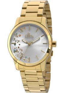 Relógio Feminino Euro Analogico Collection - Unissex