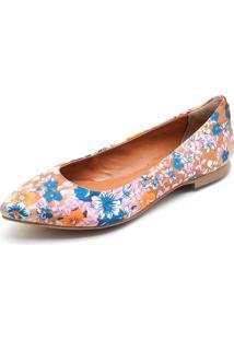 Sapatilha Feminina Bico Fino Top Franca Shoes Marrocos