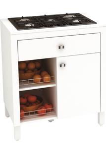 Balcão Multiuso Para Cooktop Ou Para Forno/Micro-Ondas Tecno Mobili - Bl3303