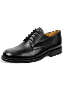 Sapato Social Sandro Moscoloni Premium Edition 3060 Preto