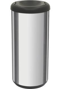 Lixeira Com Tampa Basculante 40 Litros - Tramontina