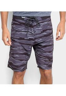 Boardshort Mcd Camouflage Masculino - Masculino