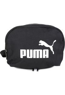 Pochete Puma Phase Waist Bag - Unissex-Preto