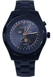 Relógio Feminino Technos Ladies 6P80Ae/4A - Unissex-Marinho