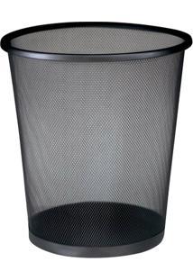 Cesto De Lixo De Aço Basket 16 Litros - Unissex
