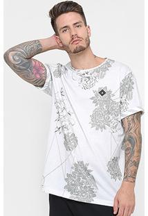 Camiseta Mcd Especial Geo Flower I Masculina - Masculino
